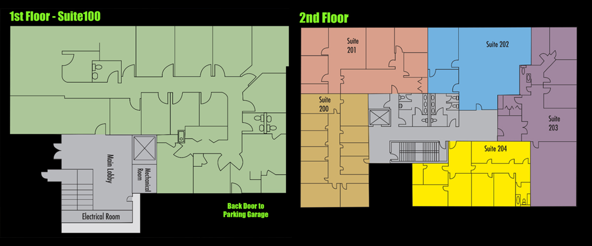800 Cypress Creek Road - Fort Lauderdale, Florida 1st and 2nd Floor