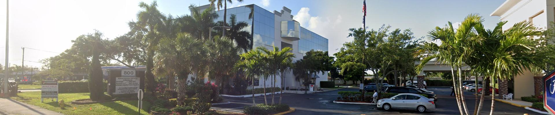 800 Cypress Creek Road - Fort Lauderdale, Florida