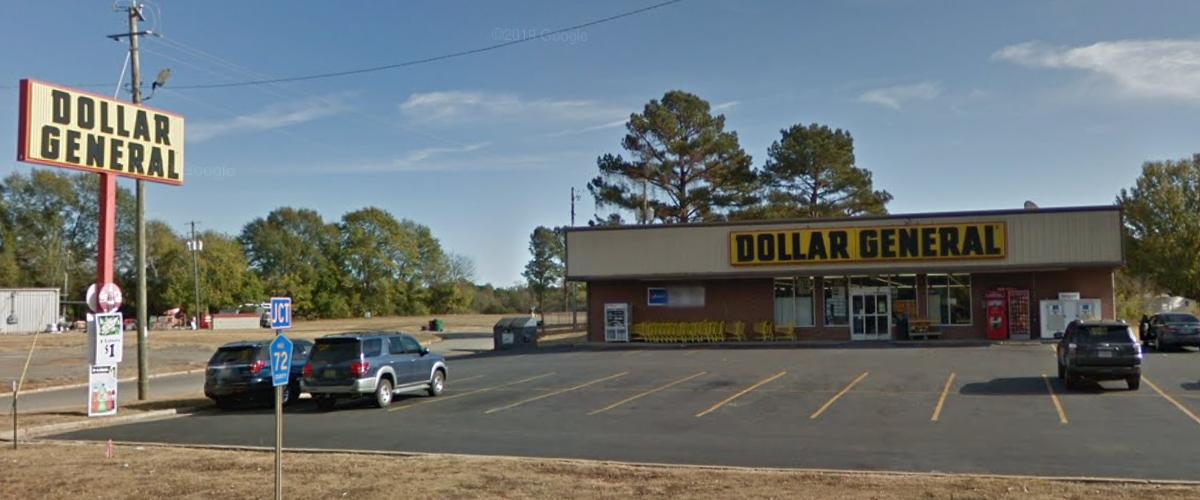 Dollar General (1075) - Moundville , Alabama Front