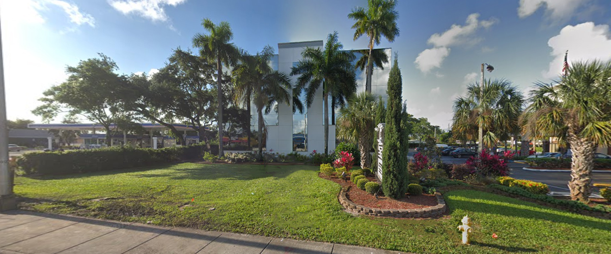 800 Cypress Creek Road - Fort Lauderdale, Florida Front