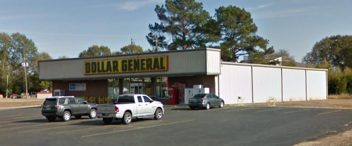 Dollar General (1075) - Moundville , Alabama Side
