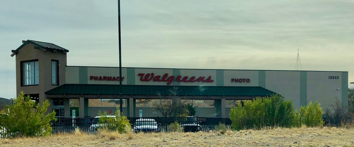 Walgreens - Vail, Arizona Side
