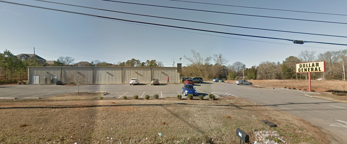 Dollar General (9861) - Bessemer, Alabama Side