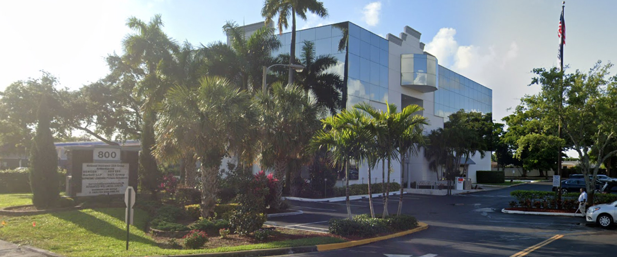 800 Cypress Creek Road - Fort Lauderdale, Florida Side