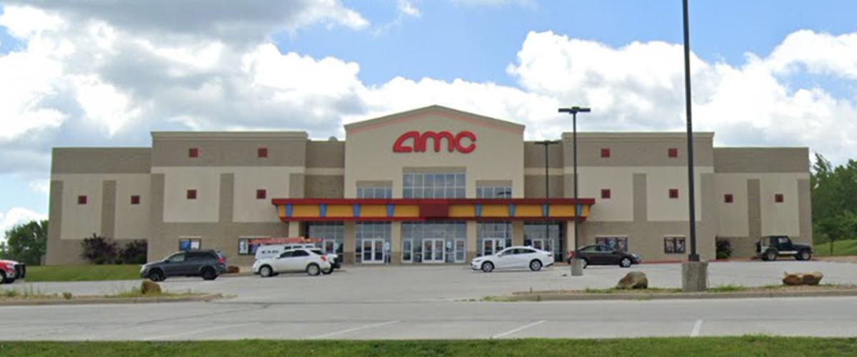 AMC Theater 10 – Warrensburg, Missouri Front