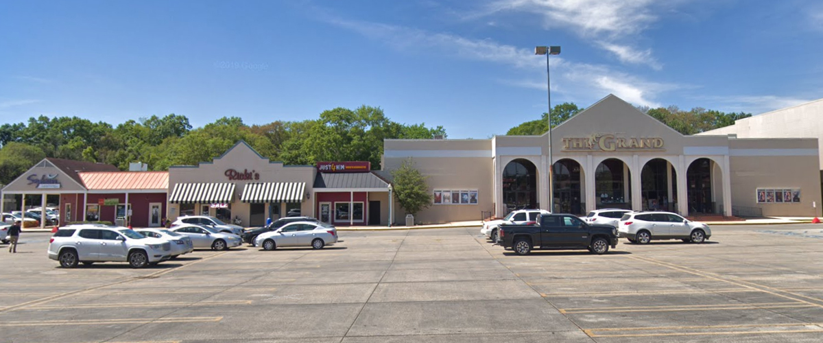 Bayou Landing Shopping Center – New Iberia Right Side