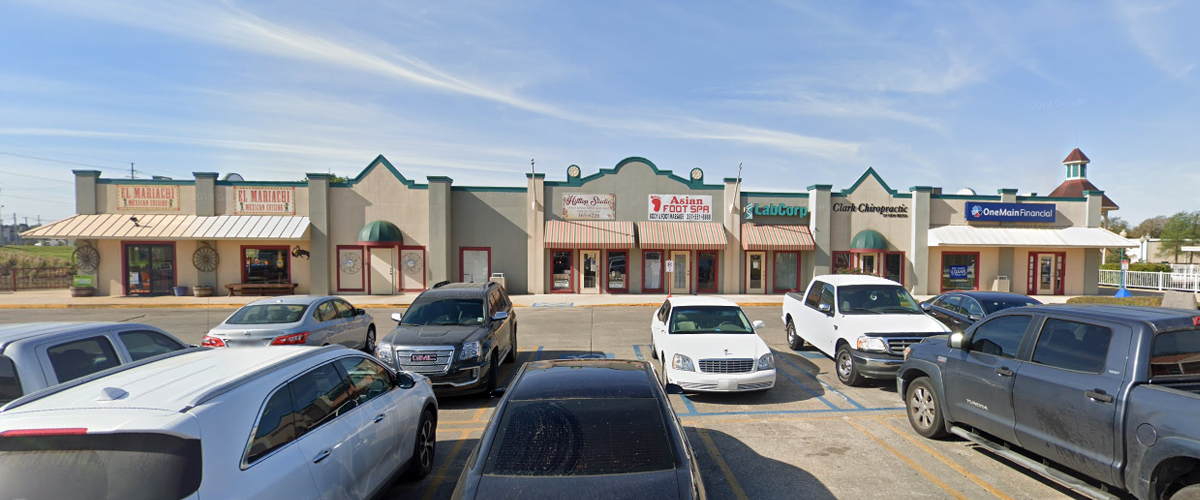 Bayou Landing Shopping Center – New Iberia Left Side