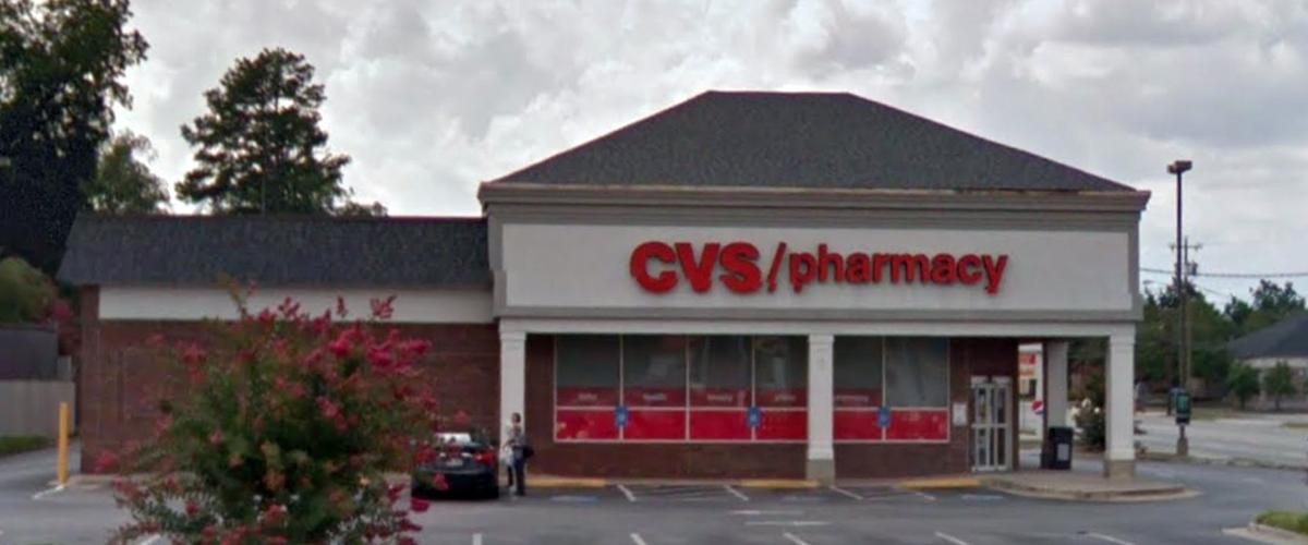 CVS – Elberton, Georgia Side View