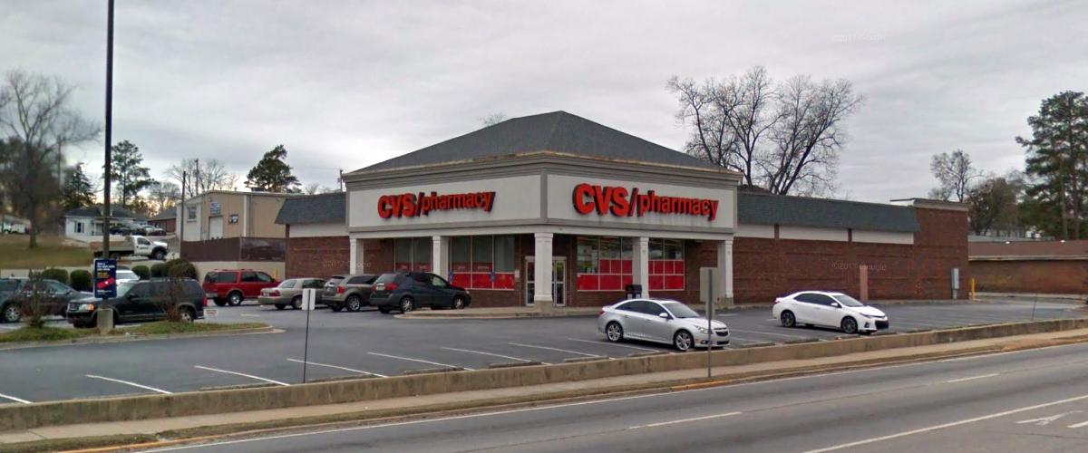 CVS – Elberton, Georgia Side Angle