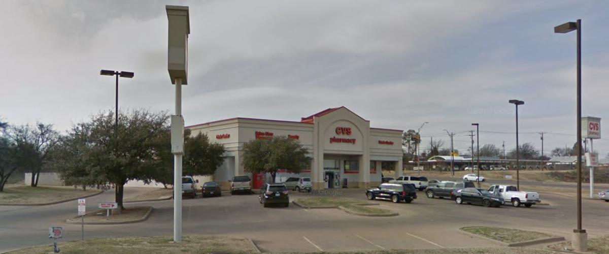 CVS - Wichita Falls, Texas Left