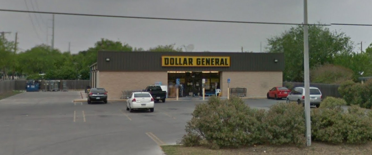 Dollar General (10209) – Palmview, Texas Front