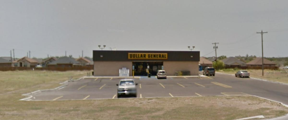 Dollar General (10241) – Rio Grande, Texas Front