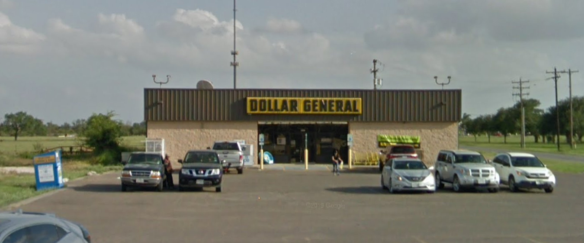 Dollar General (10292) – Edcouch, Texas Front