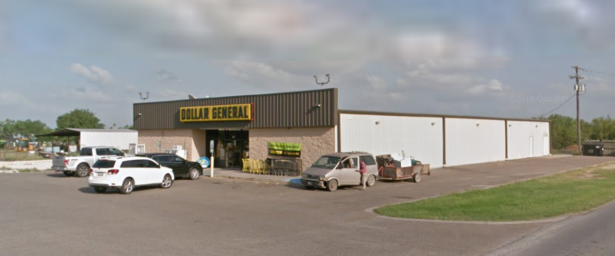 Dollar General (10292) – Edcouch, Texas Side