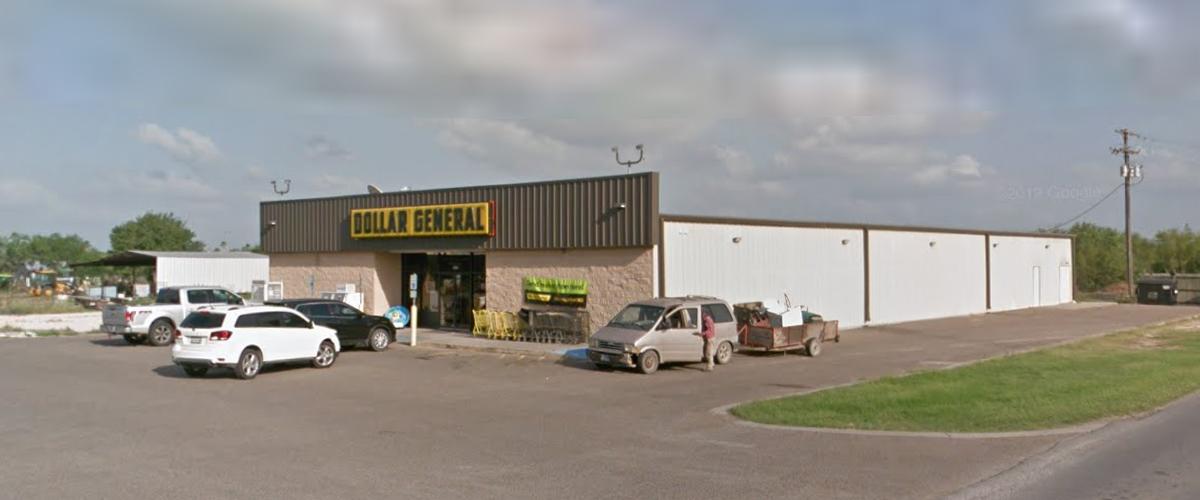 Dollar General (10292) – Edcouch, Texas Side