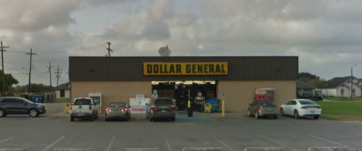 Dollar General (10450) – Rio Hondo, Texas front
