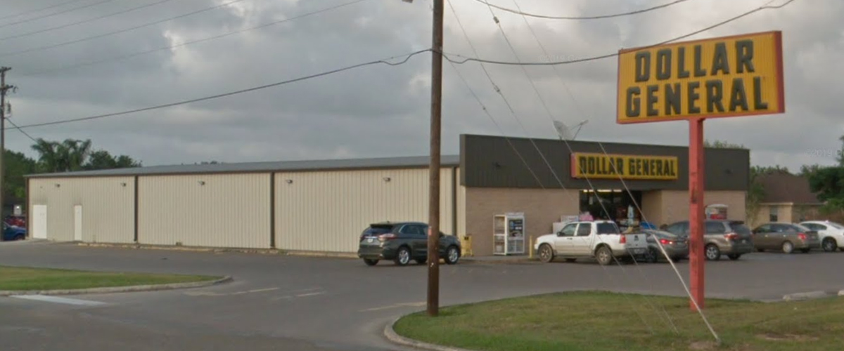 Dollar General (10450) – Rio Hondo, Texas Side
