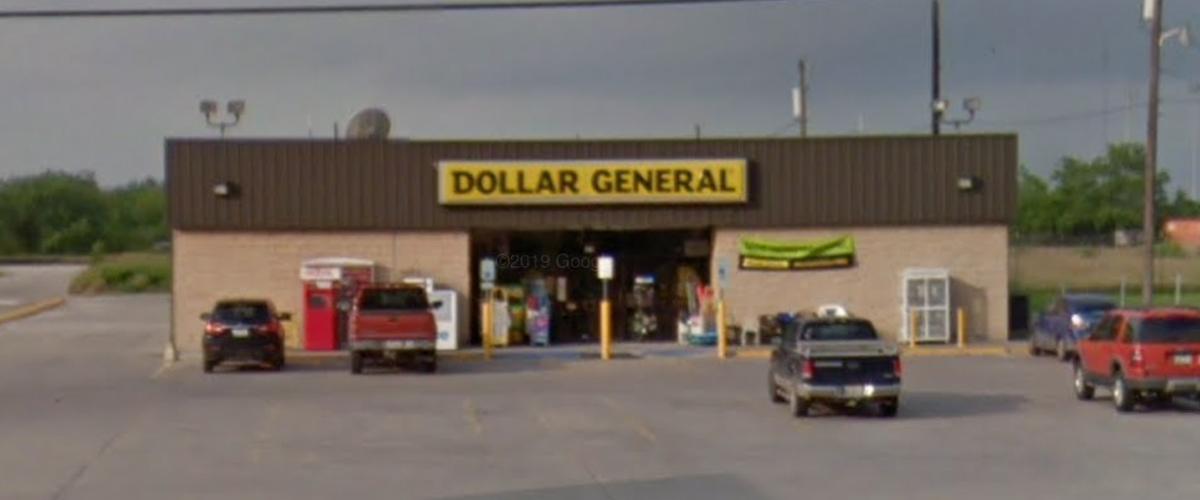 Dollar General (10488) – Orange Grove, Texas Front