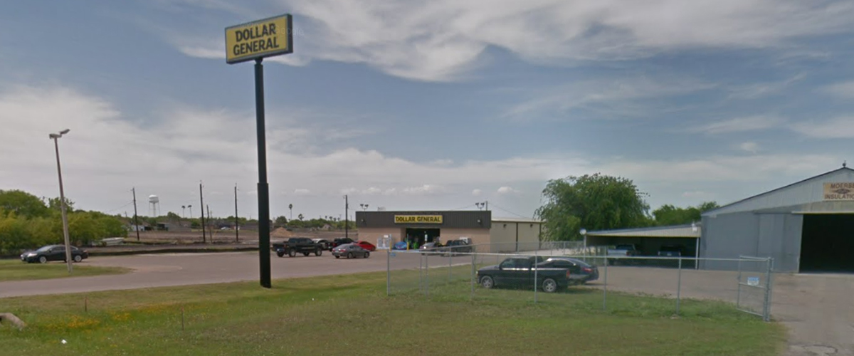 Dollar General (10578) - Bishop, Texas Right