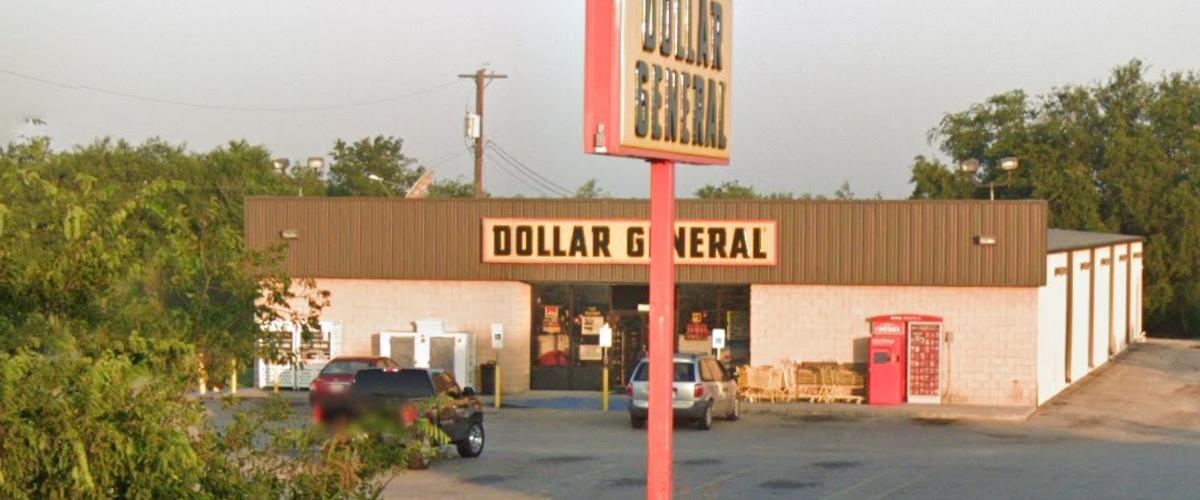 Dollar General (7425) – San Antonio, Texas Side