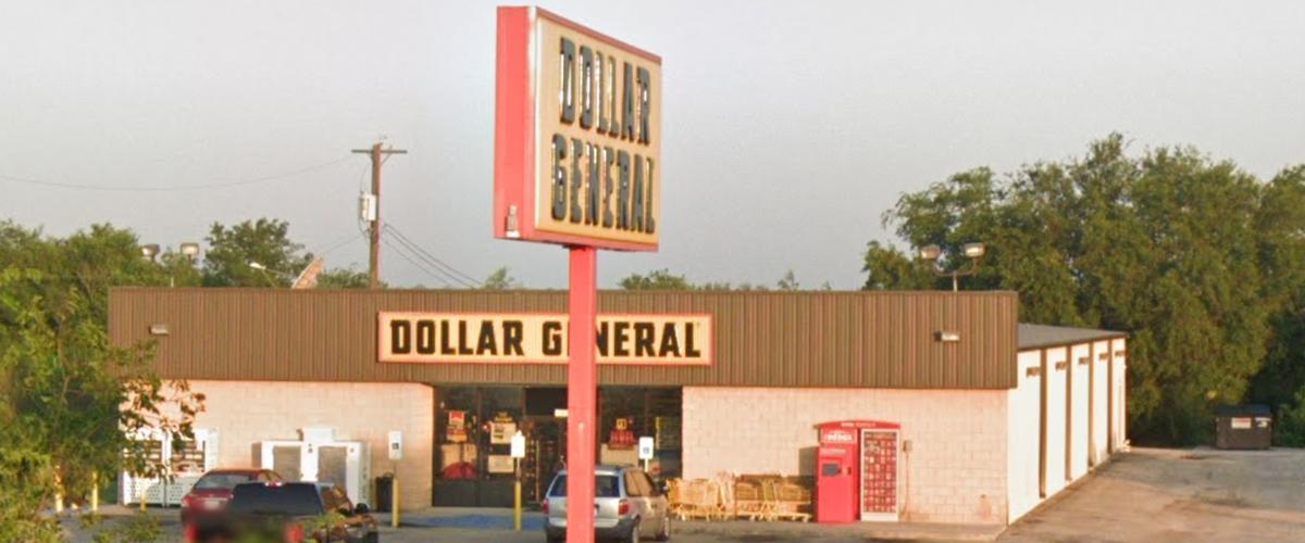 Dollar General (7425) – San Antonio, Texas Front