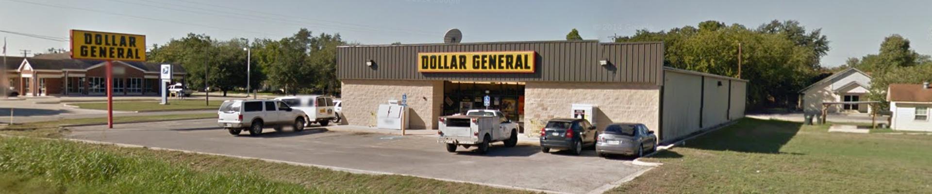 Dollar General (7426) – Stockdale, Texas
