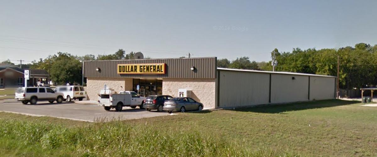 Dollar General (7426) – Stockdale, Texas Side
