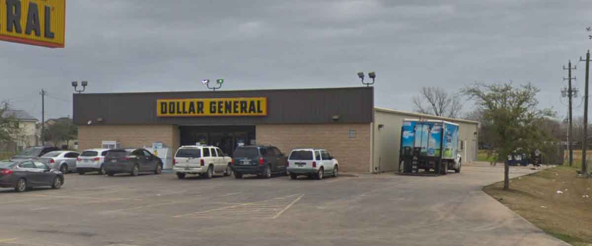 Dollar General (7503) – Houston, Texas Right