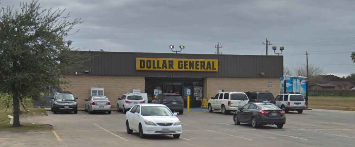 Dollar General (7503) – Houston, Texas Front