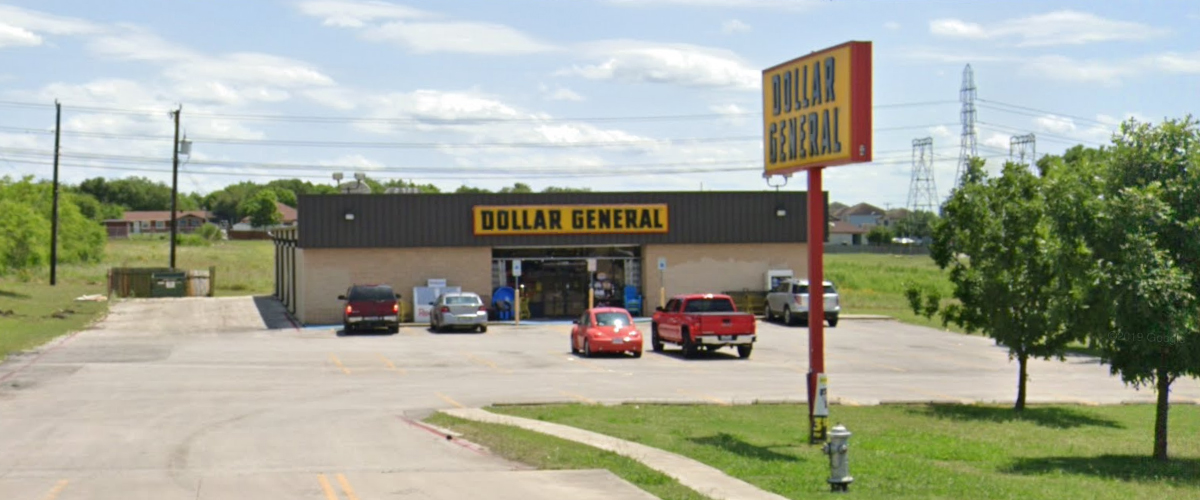 Dollar General (7510) - San Antonio, Texas Front