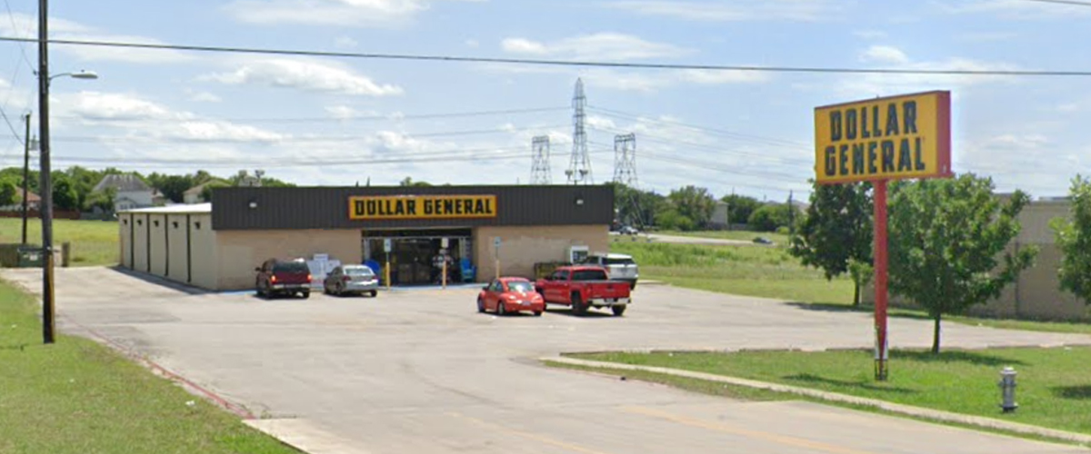 Dollar General (7510) - San Antonio, Texas Side