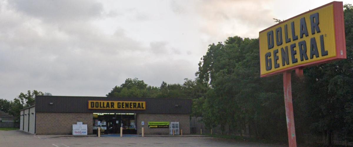 Dollar General (7990) – Katy, Texas Side