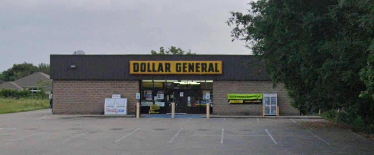 Dollar General (7990) – Katy, Texas Front