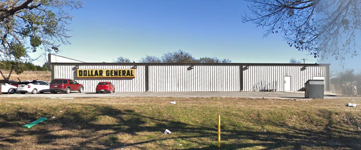 Dollar General (7992) – Hico, Texas Side