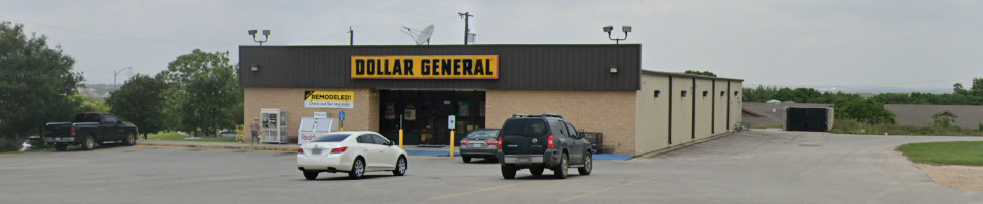 Dollar General (9845) – San Antonio, Texas