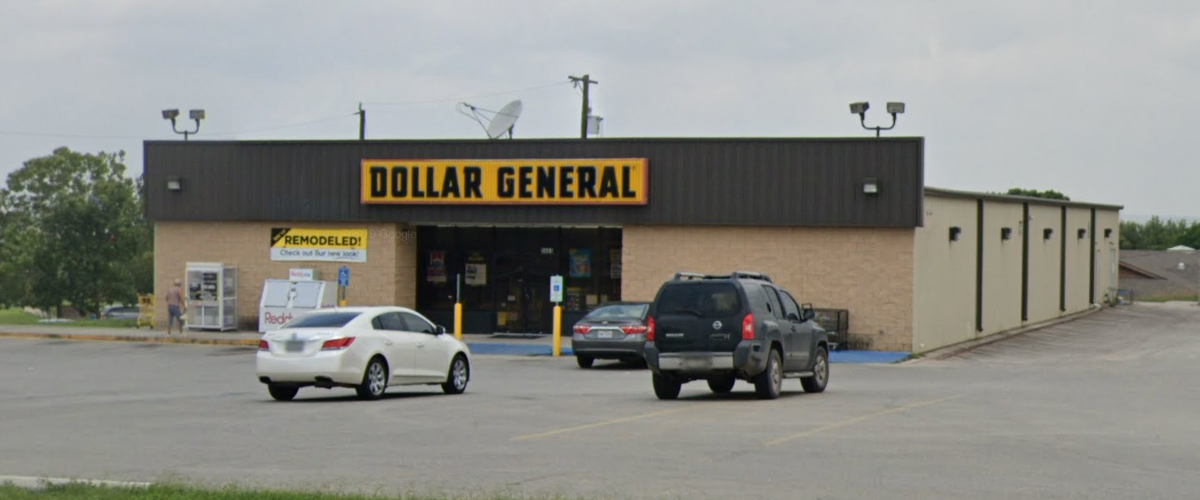 Dollar General (9845) – San Antonio, Texas Right