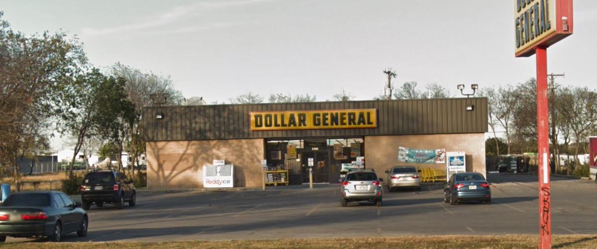 Dollar General (9846) – San Antonio, Texas Front