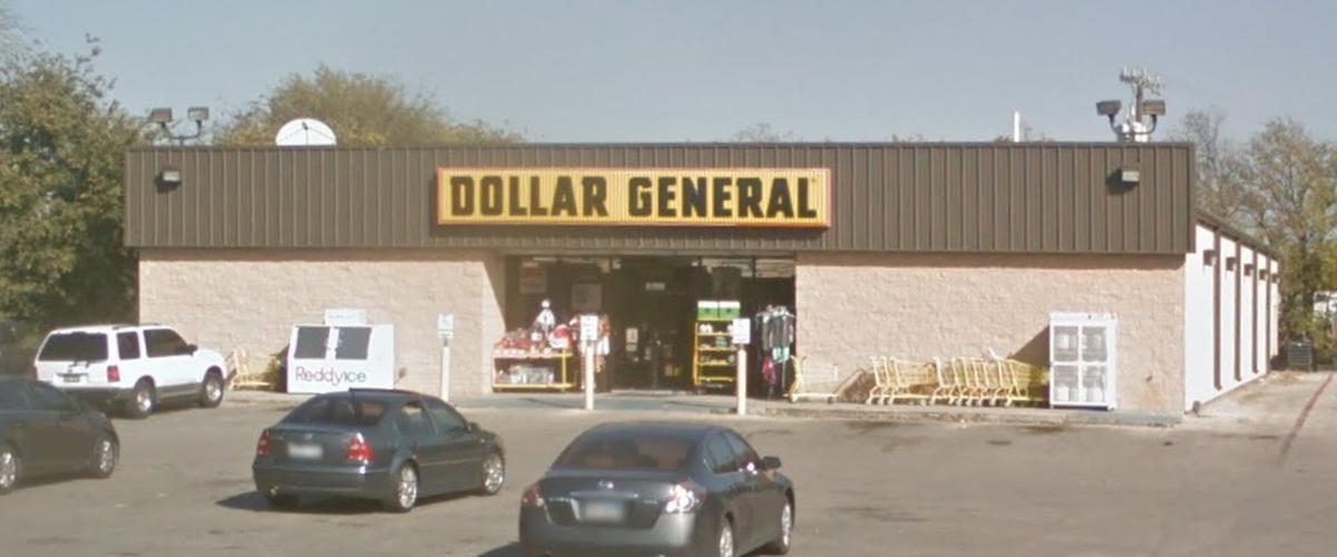 Dollar General (9846) – San Antonio, Texas Side
