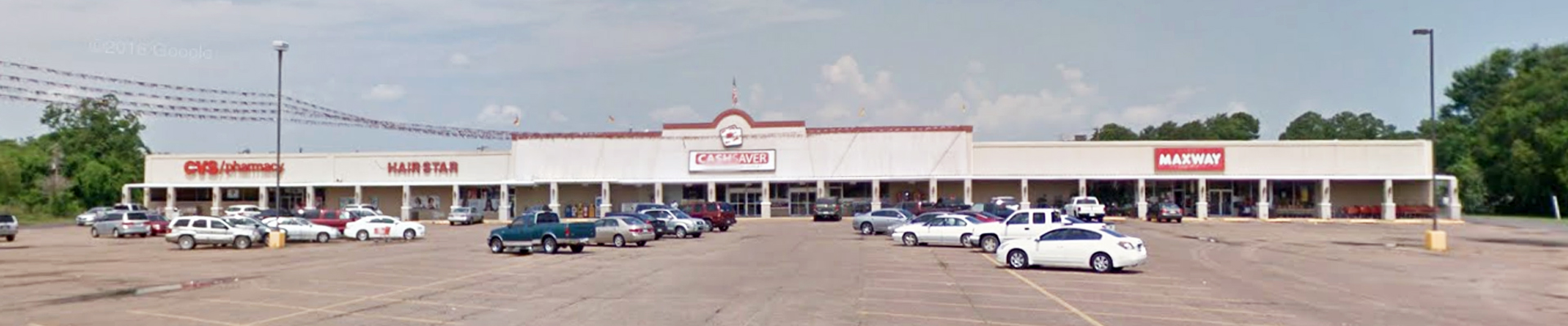 Evangeline Village Shopping Center – St. Martinville