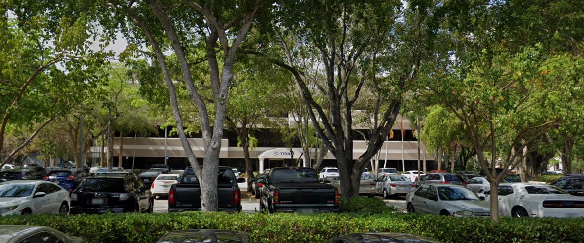 Fairway Executive Center Front View