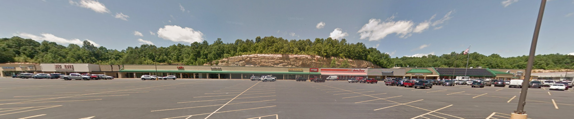 Fayette Square Shopping Center – Oak Hill, West Virginia