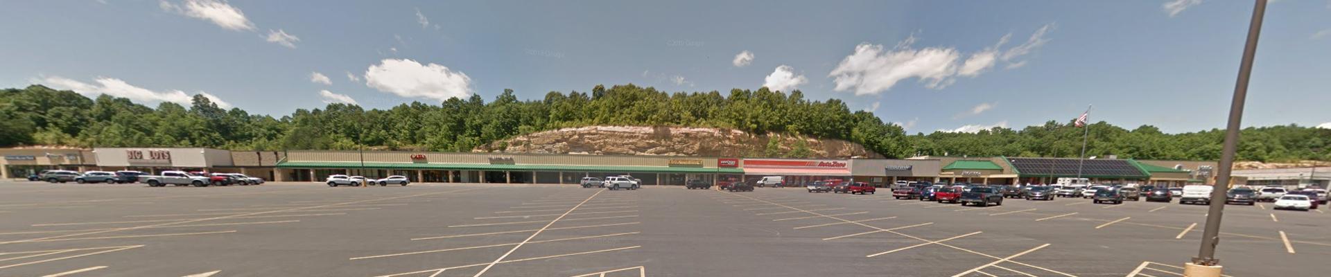 Fayette Square Shopping Center – Oak Hill, West Virginia