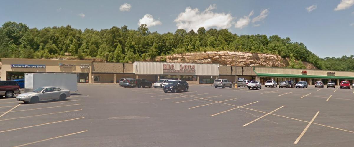 Fayette Square Shopping Center – Oak Hill, West Virginia Left