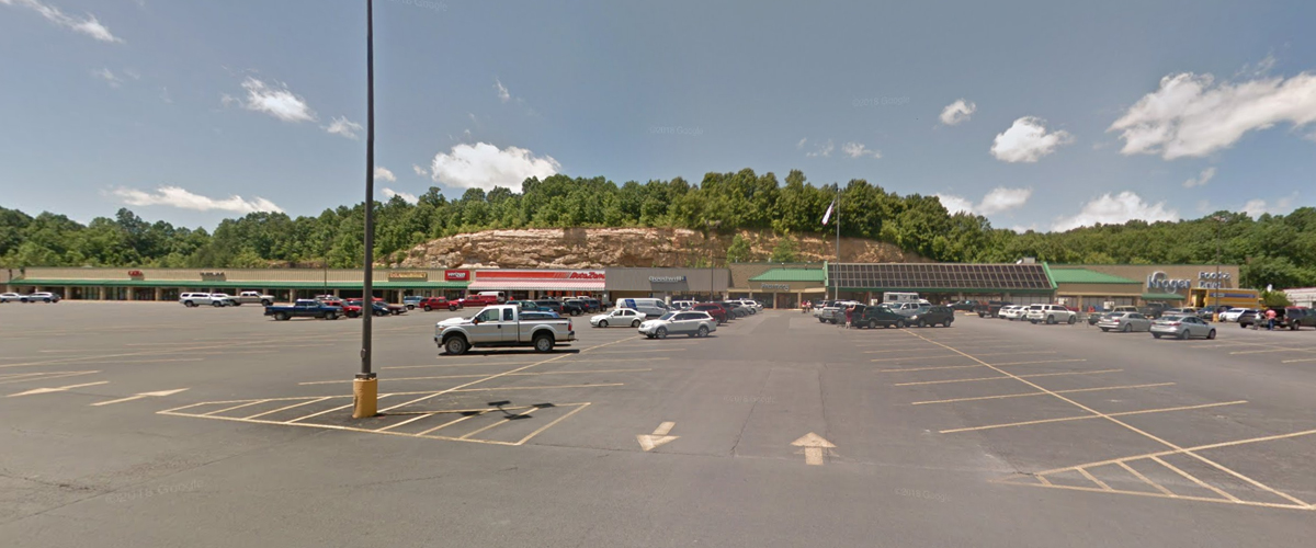 Fayette Square Shopping Center – Oak Hill, West Virginia Right