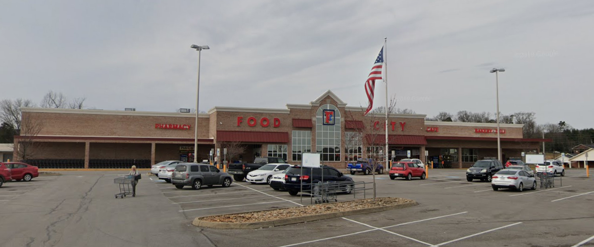 Food City – Morristown, Tennessee Left