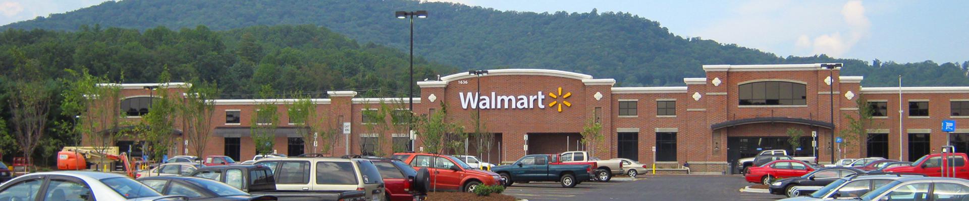 Forest Ridge Shopping Center – Asheville, North Carolina