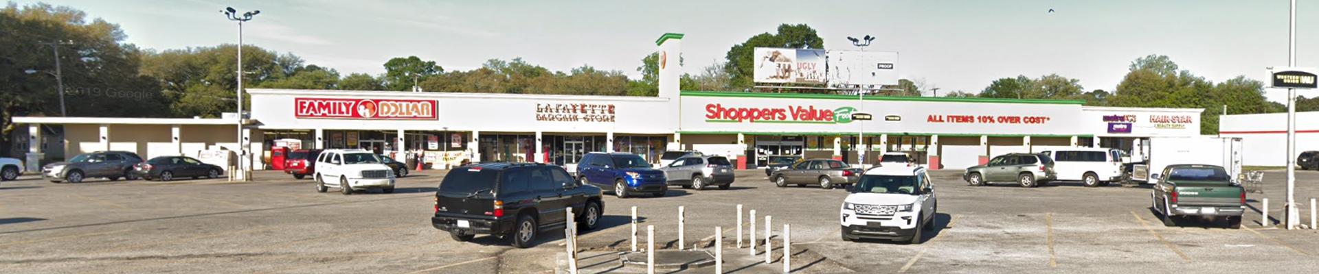 Four Corners Shopping Center – Lafayette