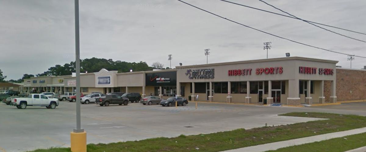 Jennings Village Shopping Center – Jennings Side
