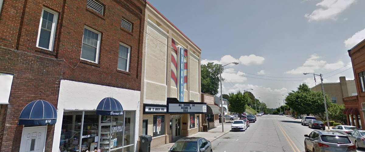 Liberty Theater – North Wilkesboro, North Carolina Side