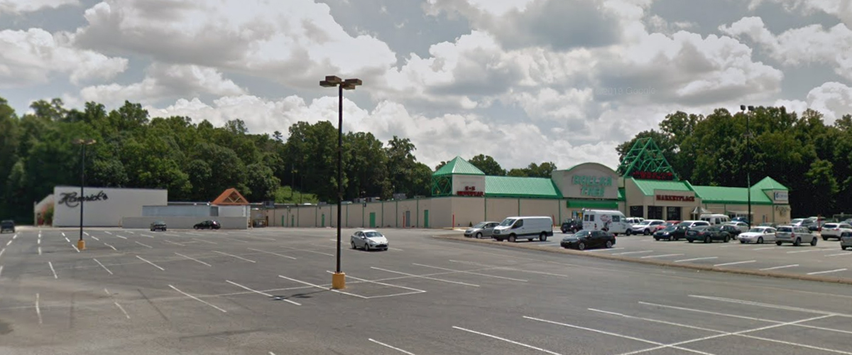 Marketplace Mall - Winston-Salem, North Carolina Left Side